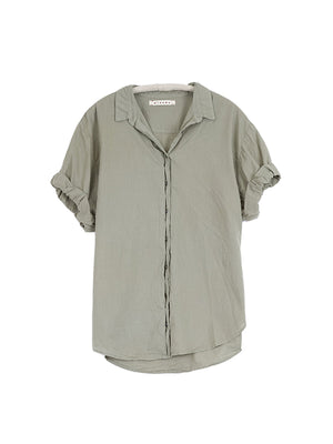Channing Shirt in Sandstone