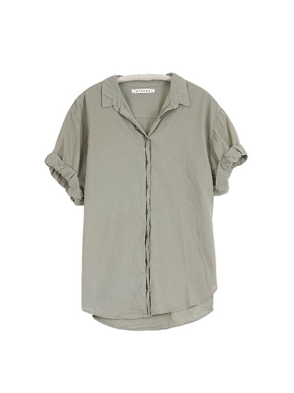 Xirena Channing Shirt in Sandstone