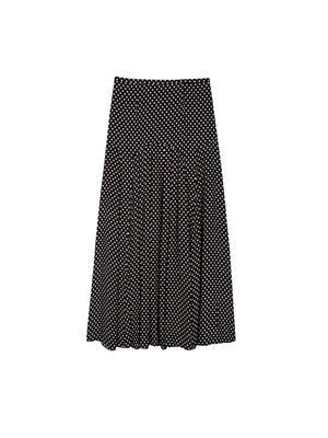 Claire Skirt in Polka Dot