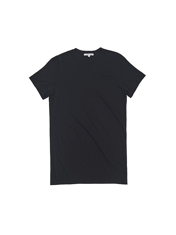 The Classic Tee in Jet Black