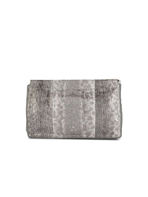 Clic Clac Large Clutch in Cote de Maille