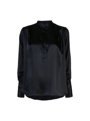 Colette Blouse in Black