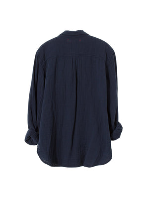 SCOUT SHIRT IN DARKER NAVY
