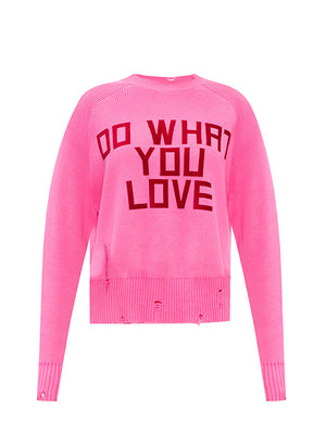 Delilah Do What You Love Sweater