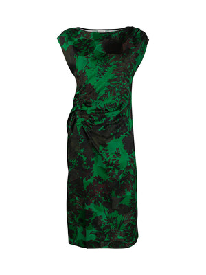 Deto Dress in Green