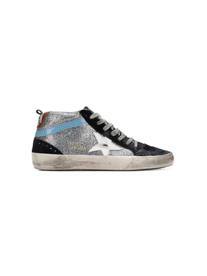 MID STAR SNEAKERS DISCO GLITTER