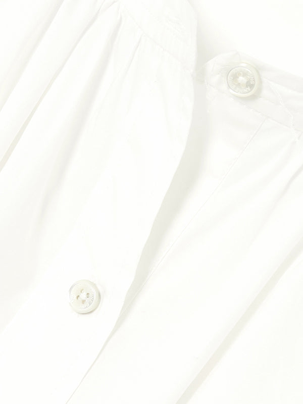 Anine Bing Eden Shirt in White