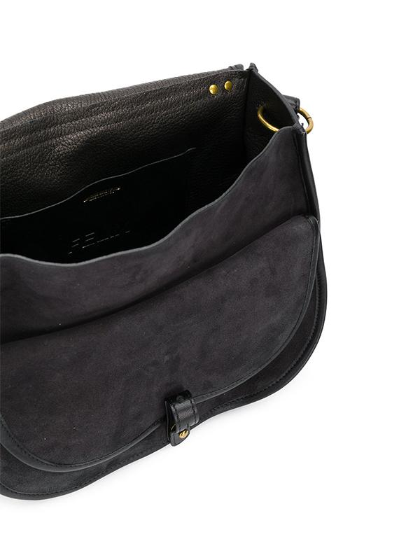 Felix Bag Large in Noir