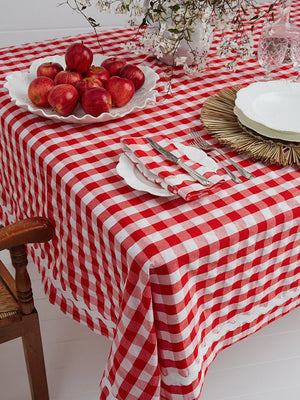 First Day of Christmas Tablecloth