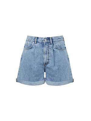Florence Short in Light Blue