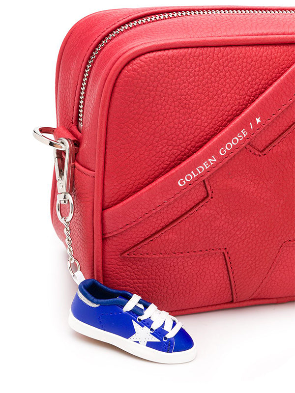 Golden Goose Star Bag in Red G36WA881.A2