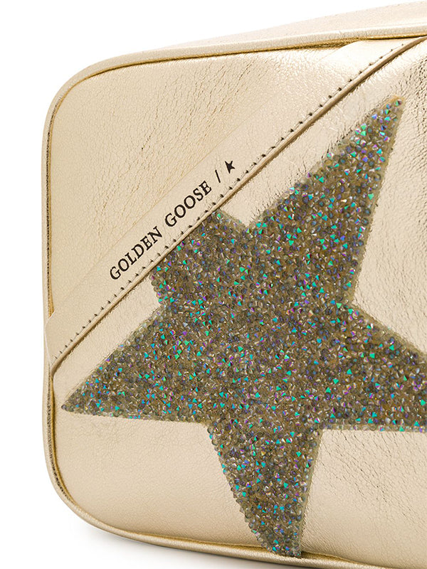 Star Bag In Gold Laminated