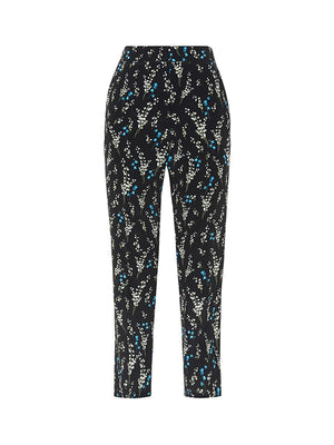 Gianna Trousers Willow Ditsy