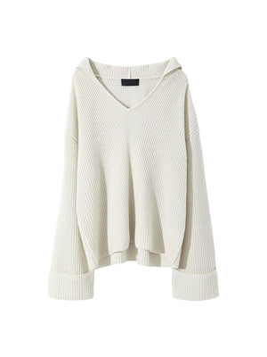 Gillian Sweater in Ivory