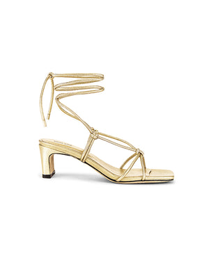 Graham Sandals in Gold