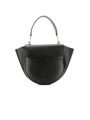 Hortensia Medium Bag in Black