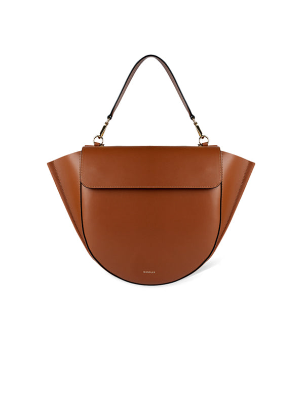 Hortensia Medium Bag in Tan