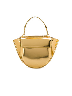 Hortensia Mini Bag in Gold