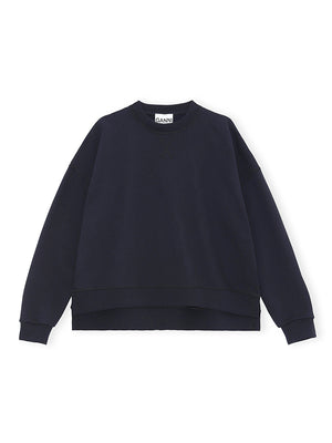 Isoli Oversized Sweatshirt in Sky Captain