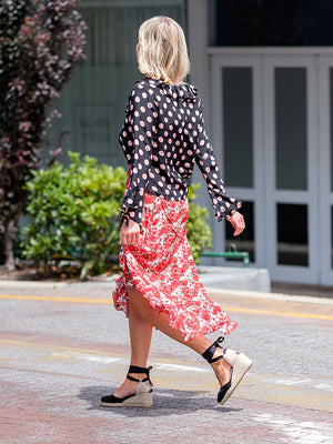Gracie Skirt in Diana Floral