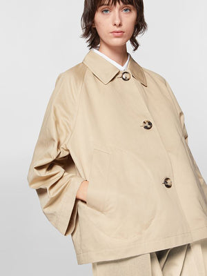 Marni Jacket in Light Camel