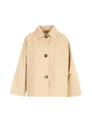 Jacket in Light Camel