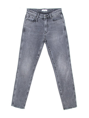 Jagger Jean in Ash Grey