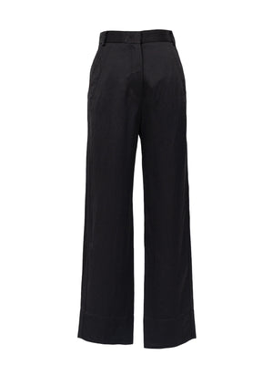 Juliette Tailored Pant In Black
