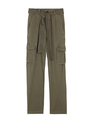 Kennedy Cargo Pant in Green