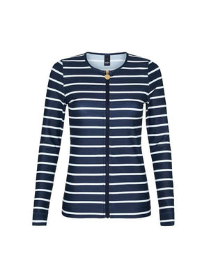 LONG SLEEVE NAUTICAL RASHVEST
