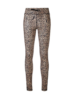 Leo Yoga Pant In Leopard