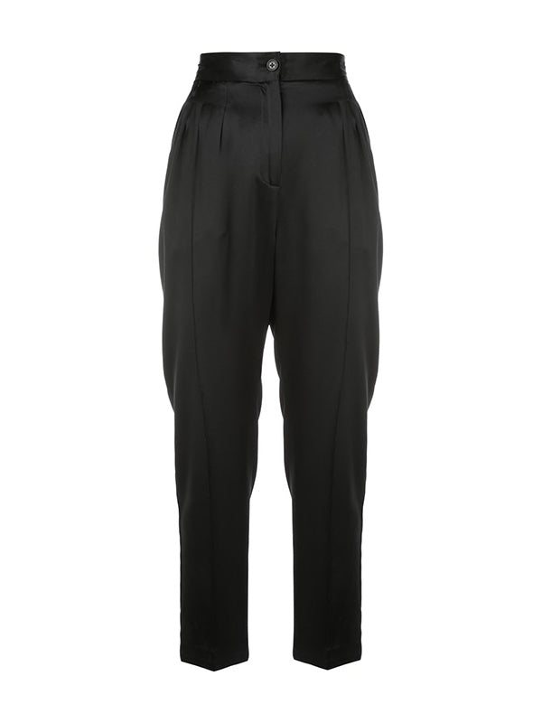 Nili Lotan Lia Pant in Black