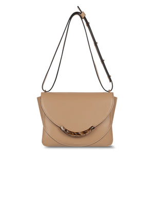 Luna Arch Bag in Biscuit