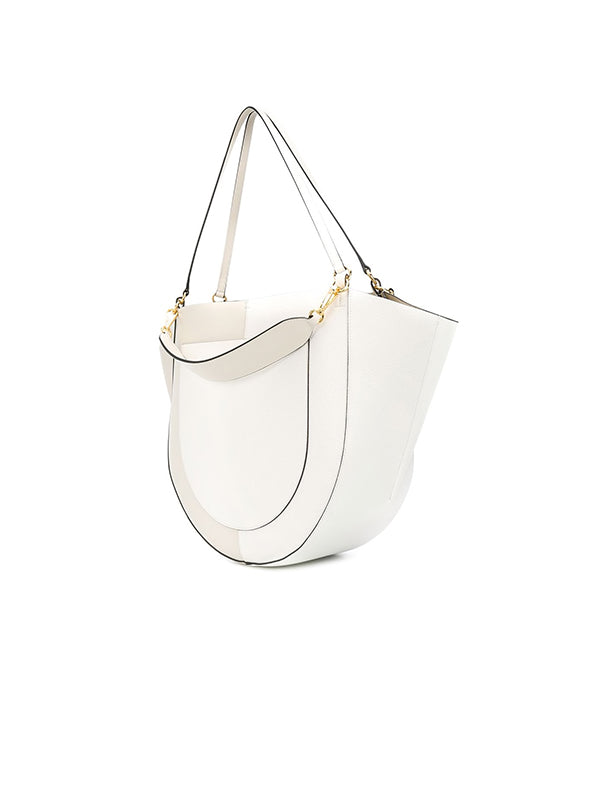 Wandler Mia Tote in Moon Crust