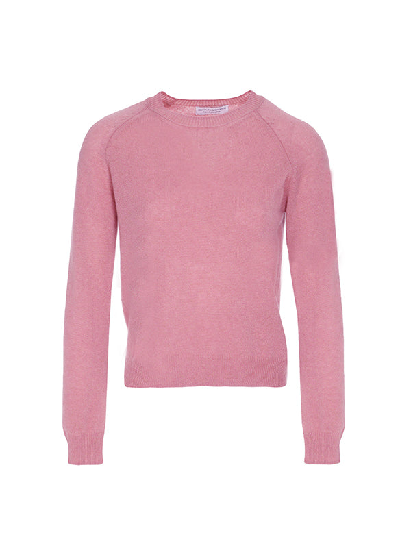 Mila Sweater in Blush