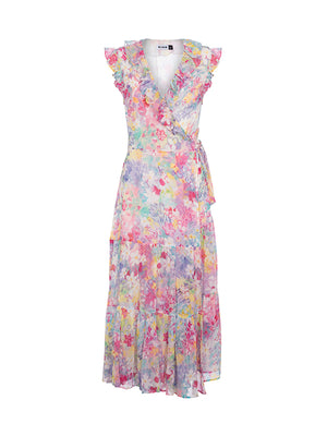 Minnie Dress in Spring Meadow
