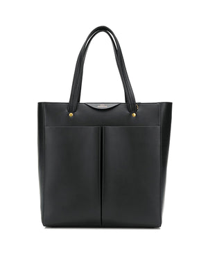 Nevis Tote In Black Circus