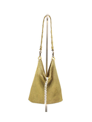 Party Bag in Gold