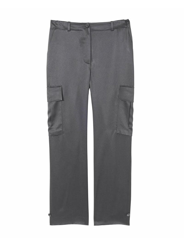 Nikola Cargo Pant in Black