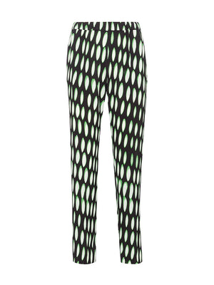 Palmira 2010 Pants in Black/Green
