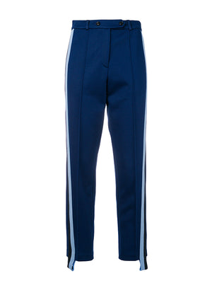 PANT GOLDEN IN NAVY BLUE WITH STRIPE