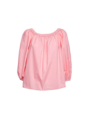 Paloma Shirt in Tinta Rosa