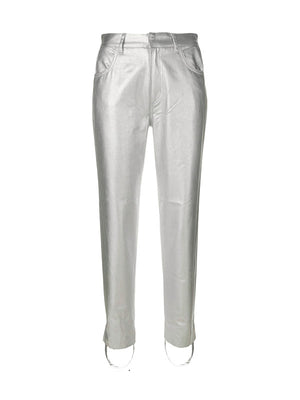 PANT SSTAR SILVER
