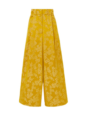 Podium Pants in Yellow
