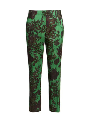 Poiretti Pants in Green