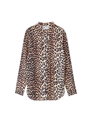 Faulkner Shirt in Leopard