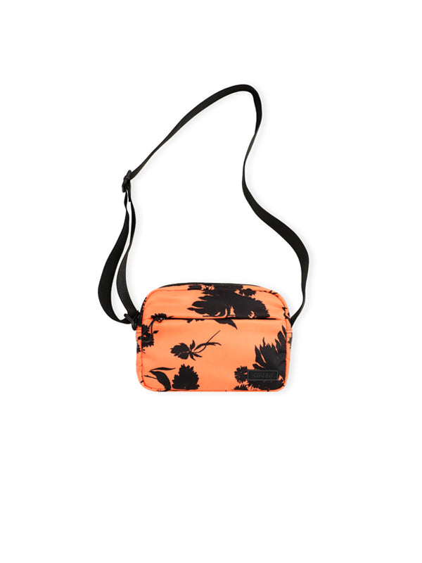 Ganni Festival Bag in Flame
