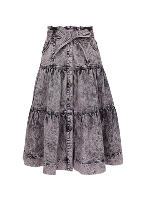 Reine Skirt In Lilac