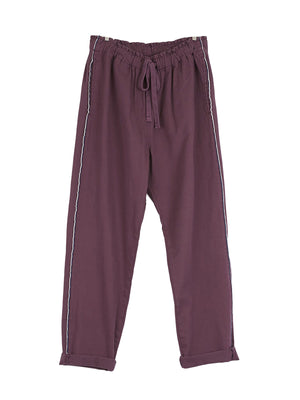 Rex Pant in Elderberry