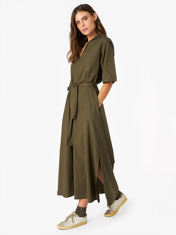 Xirena Ryann Dress in Moss